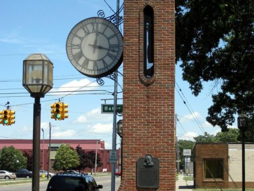 Picture of Muskegon Heights Michigan